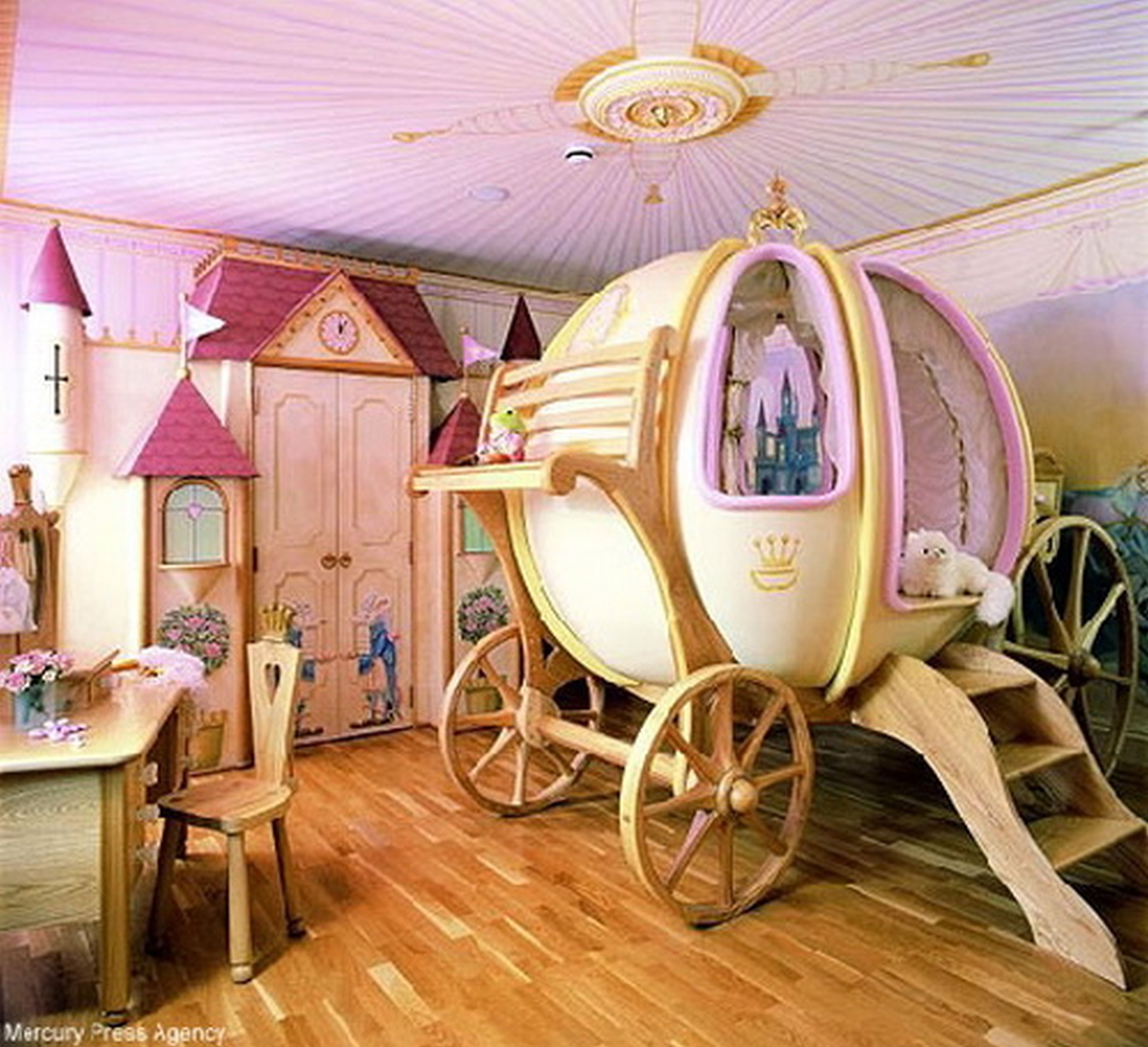 15 Disney Inspired Rooms That Will Make You Want To Redo Your Kid S Bedroom
