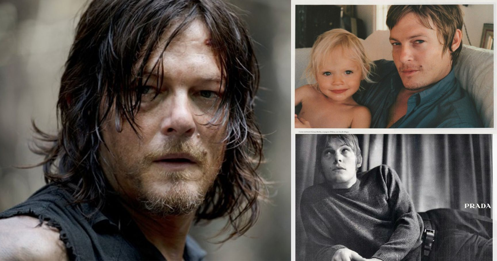 15 Things You Didn't Know About Norman Reedus From 'The Walking Dead'