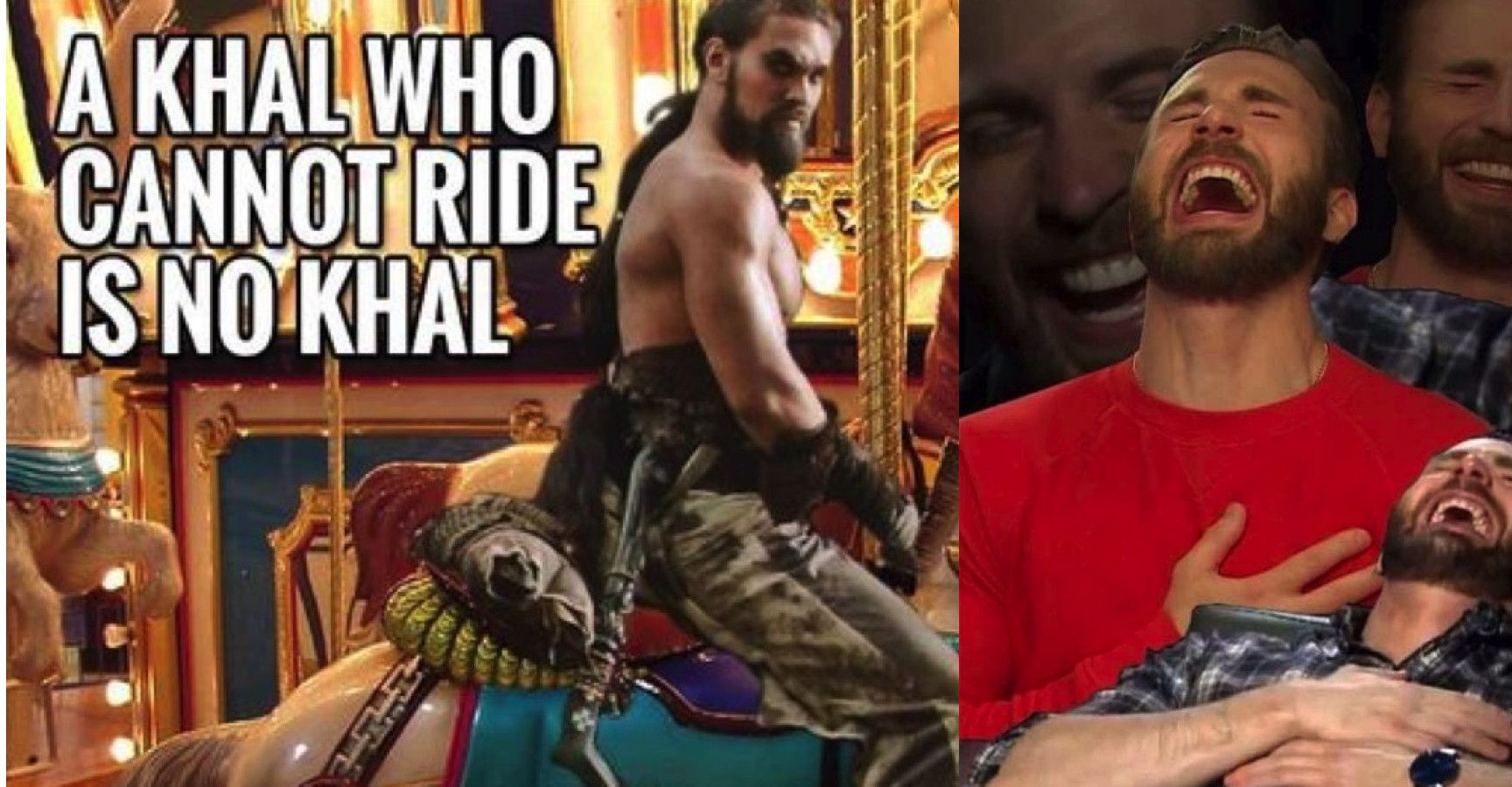 15 Hysterical Khal Drogo Memes That Will Actually Make You
