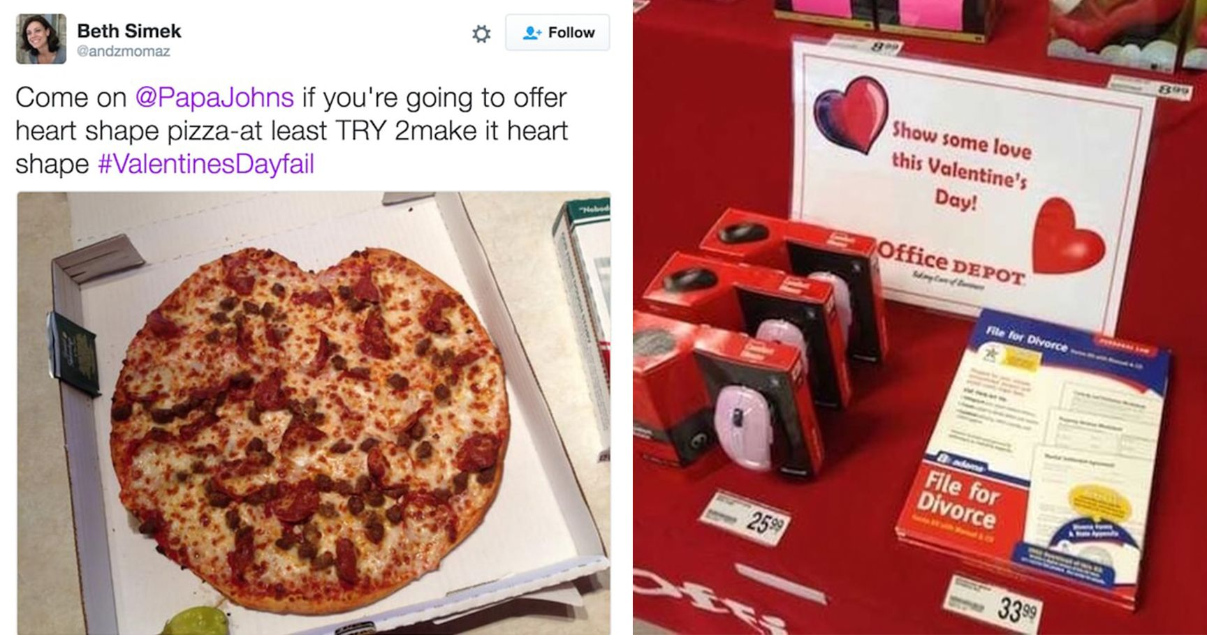 15 hilarious valentines day fails that prove that romance is truly dead solutioingenieria Image collections