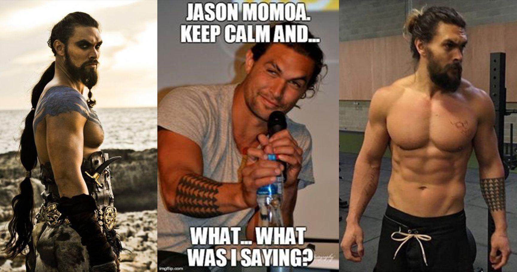 15 Drool Worthy Photos Of Jason Mamoa Thethings
