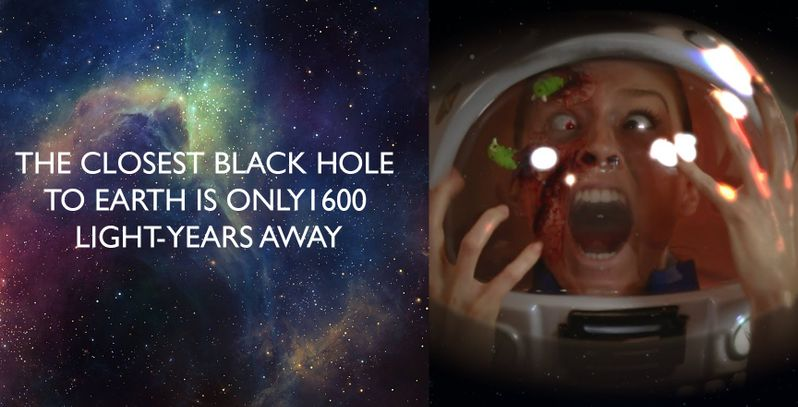 15 Space Facts That Are Kinda Terrifying, TBH