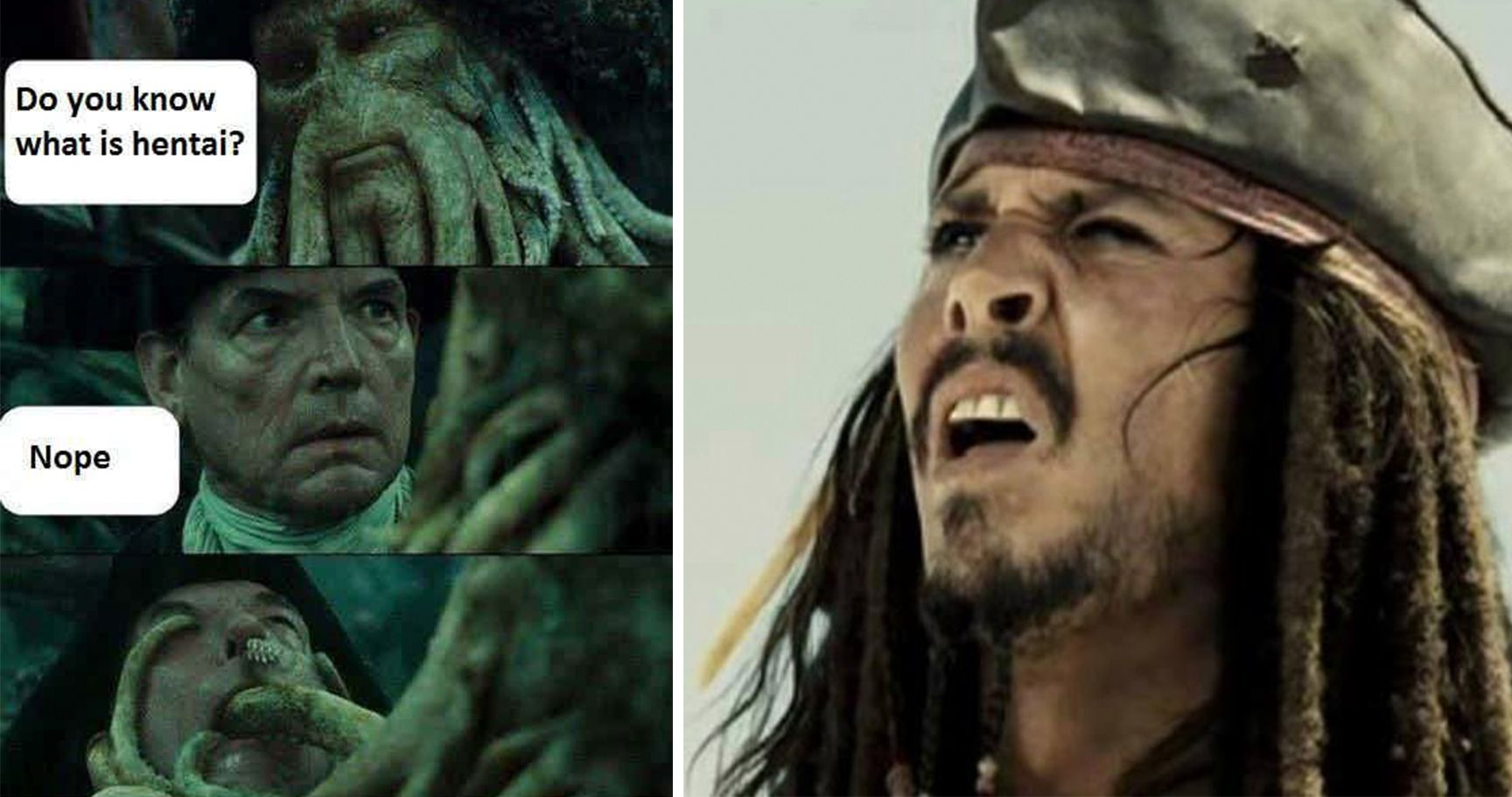 15 Hilarious 'Pirates Of The Caribbean' Memes That Will Actually