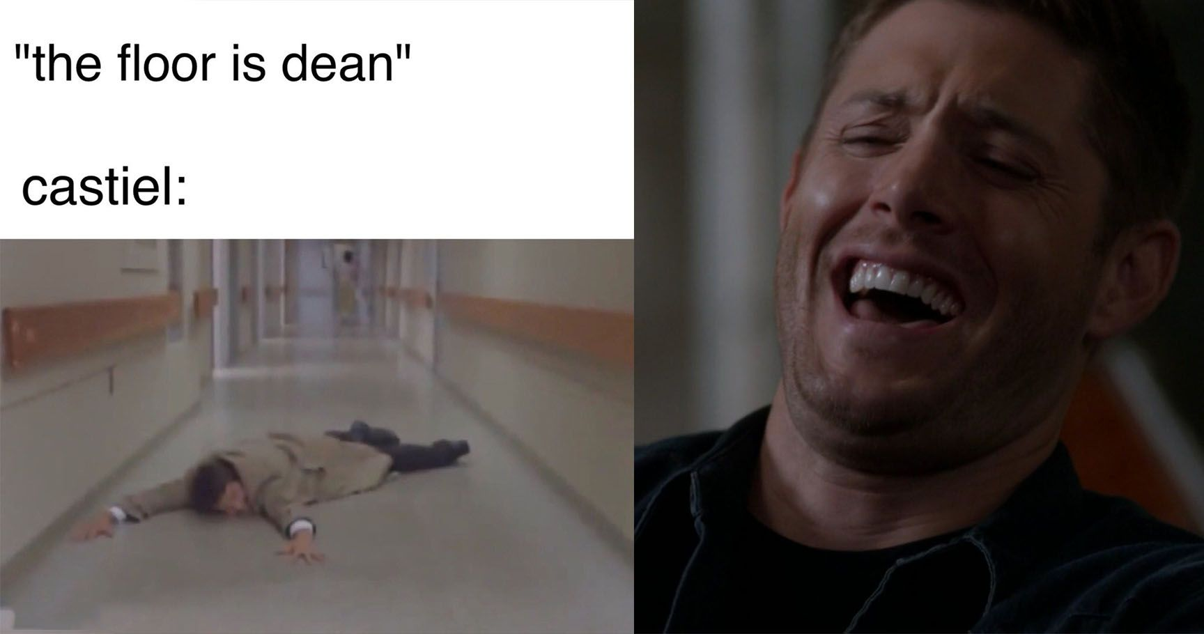 Totally Inappropriate 'Supernatural' Memes That Will Make