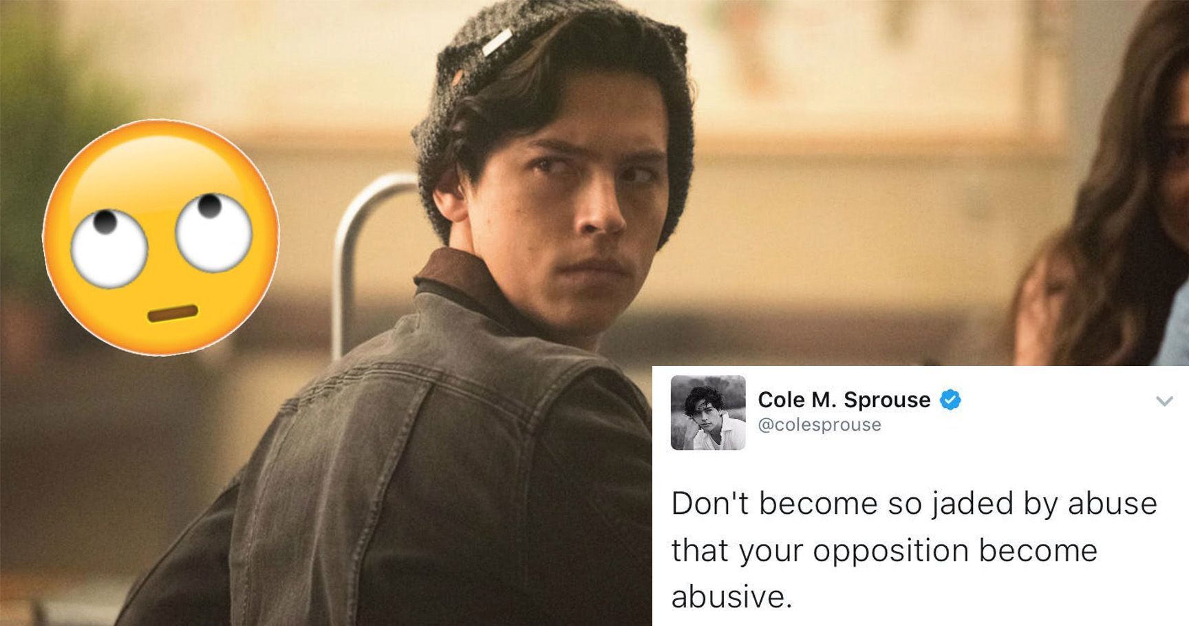 Cole Sprouse Commented on the Rumors About his Love Affair with Lili Reinhart 12/11/2017 69