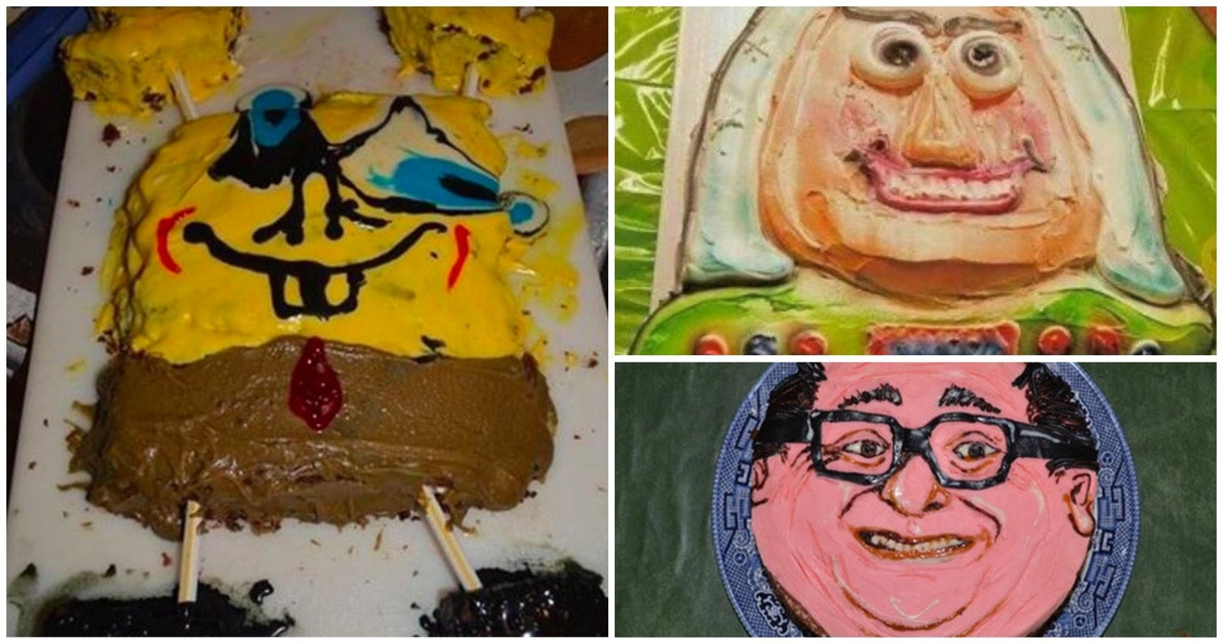 15 Birthday Cake Fails That Will Actually Make You Laugh