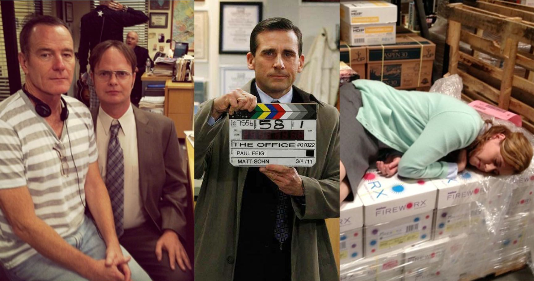 Behind The Scenes Photos From Office That Ll Change How You View Show