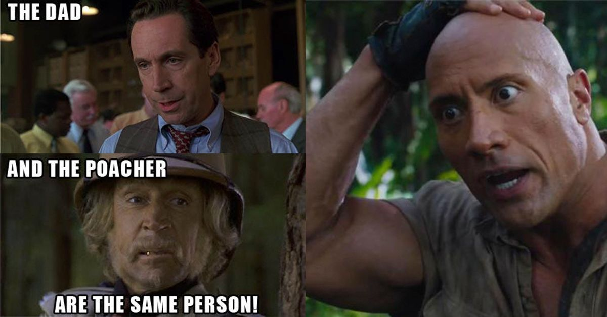 Jumanji 15 Facts About The Original Film You Should Know Before