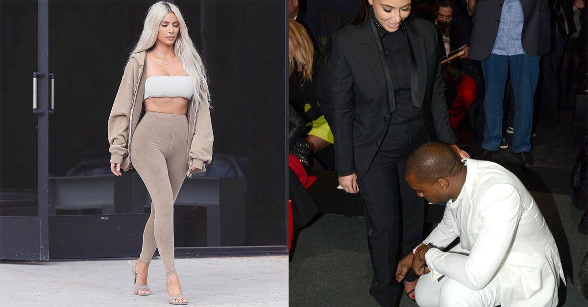 1f785e812 Proof That Kanye Totally Controls Kim Kardashian s Fashion Choices (15  Photos)