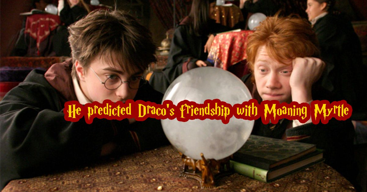 Weasley Is Our Oracle: 15 Times Ron Weasley Predicted The Events In