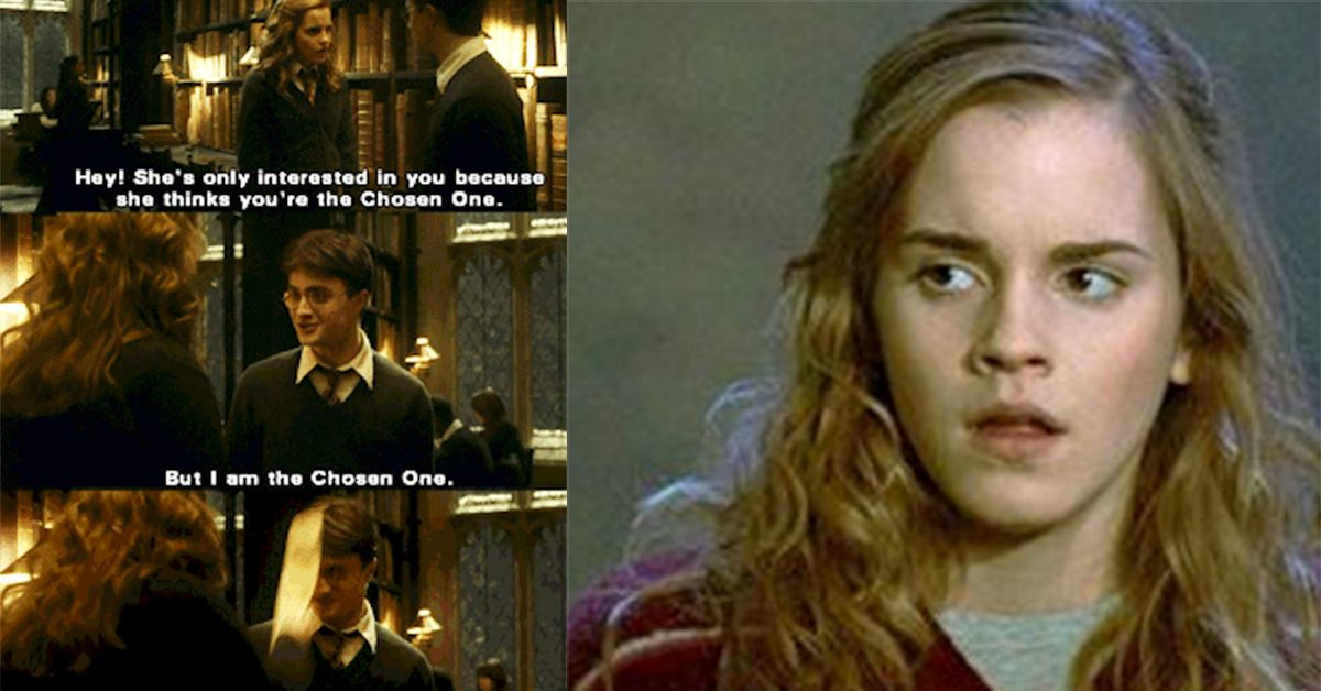 The Boy Who Sassed: 15 Times Harry Potter Was The Chosen One Of Burns