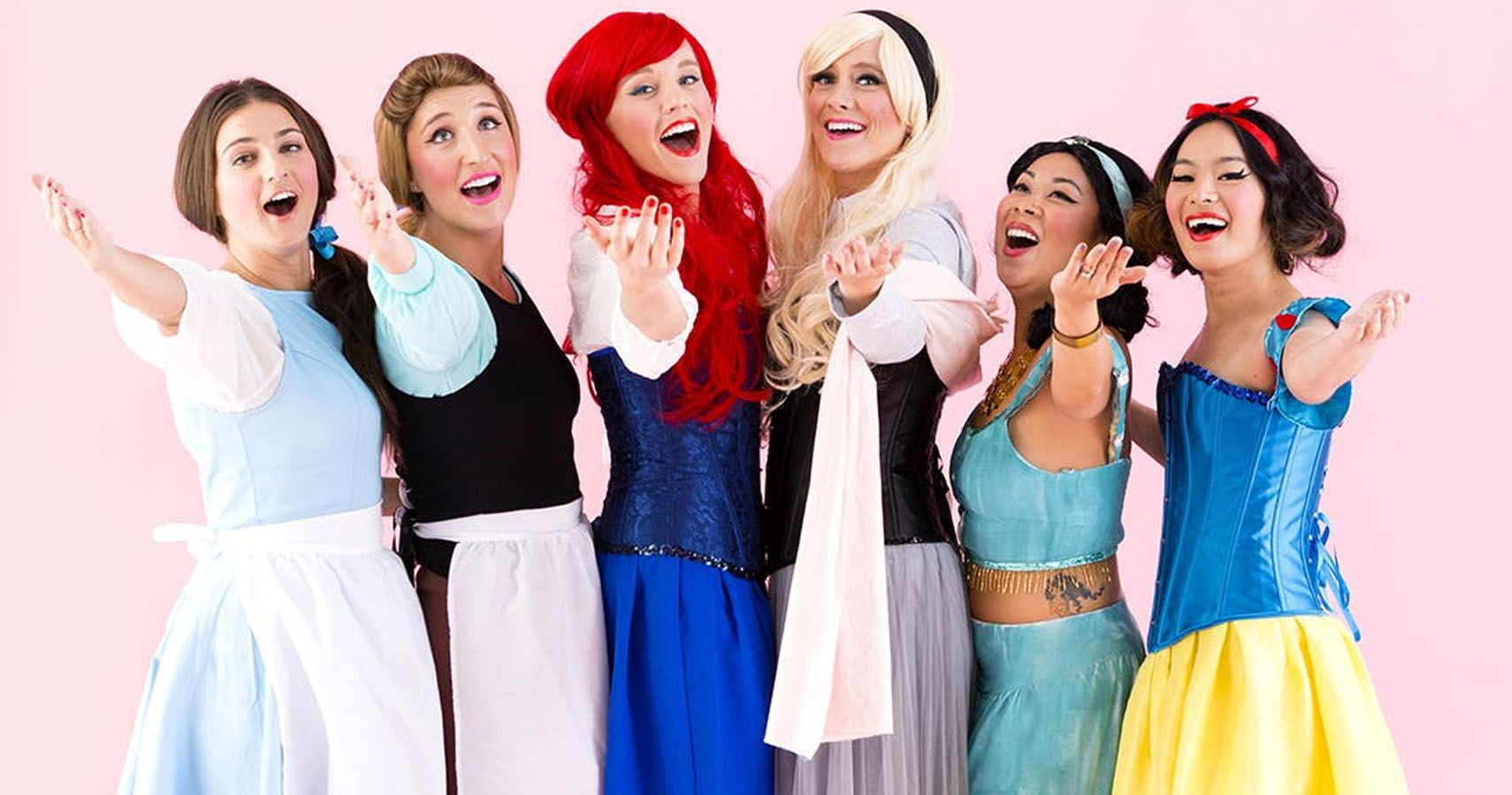 10 Easy Disney Princess Cosplays To Show Off At Comic-Con