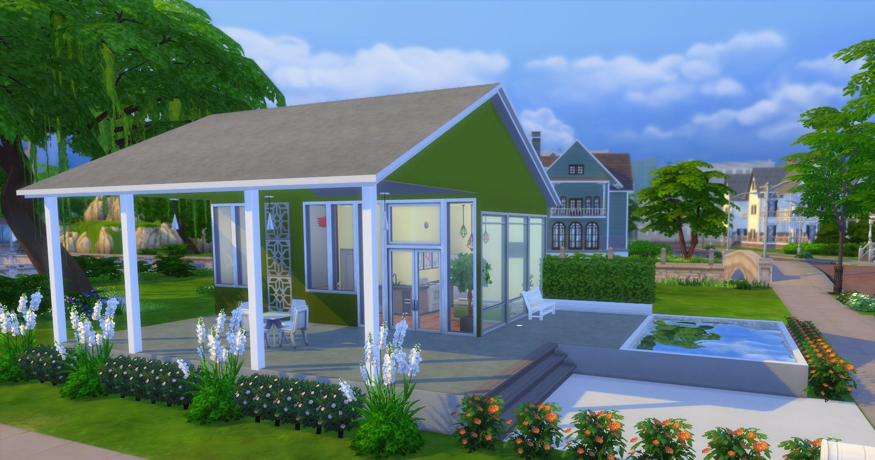 Sims 4 tiny house - 10+ Small House Ideas Sims 4  Pics