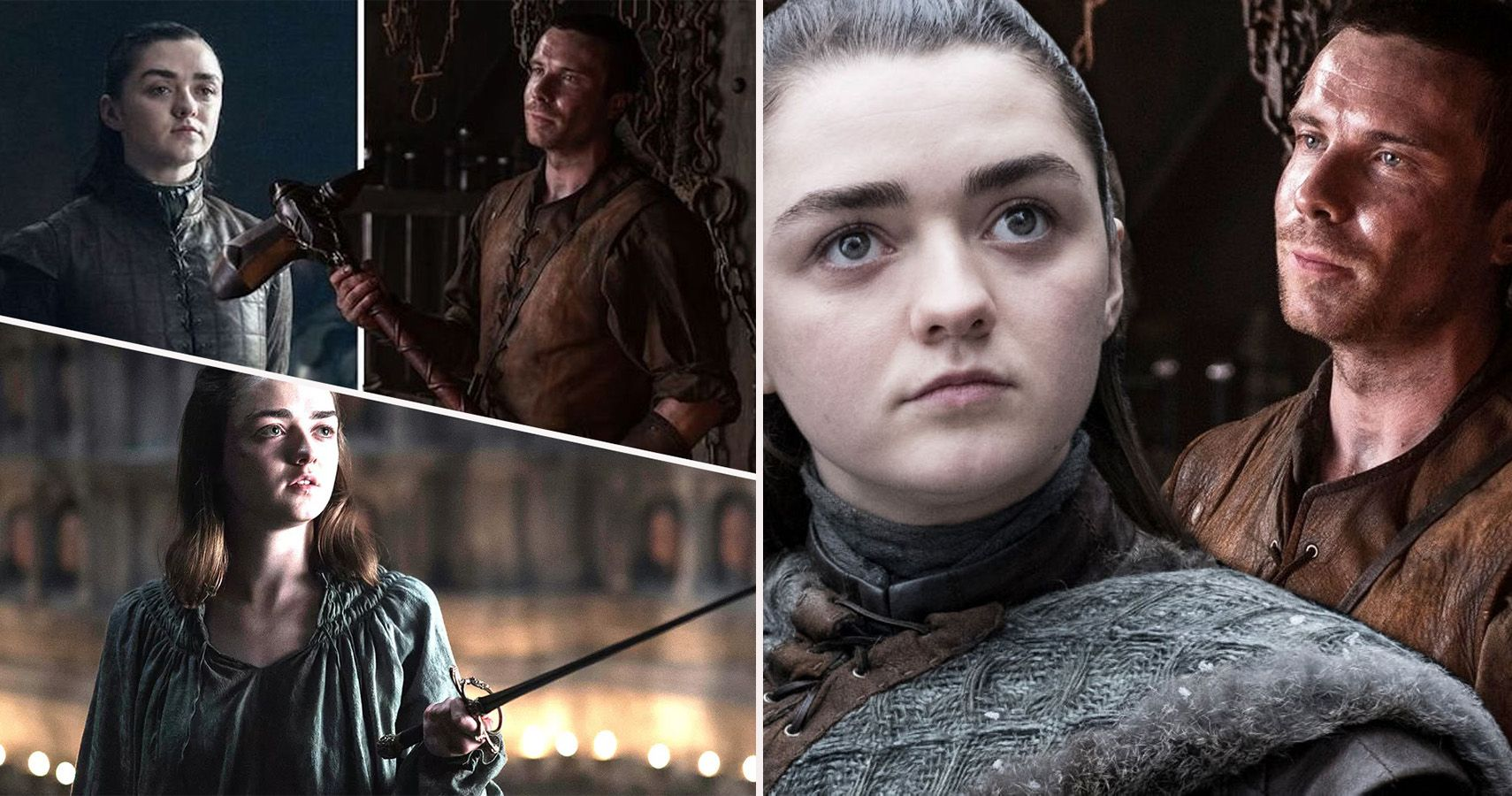 Game of Thrones: 25 Messed-Up Revelations About Arya And Gendry's Relationship