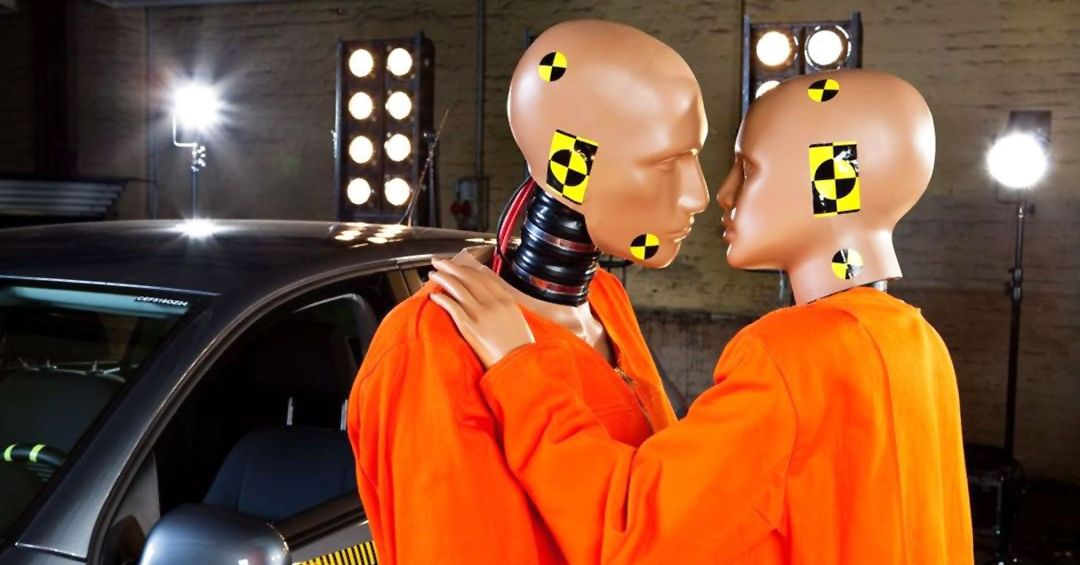 20 Disturbing Facts About Crash Test Dummies