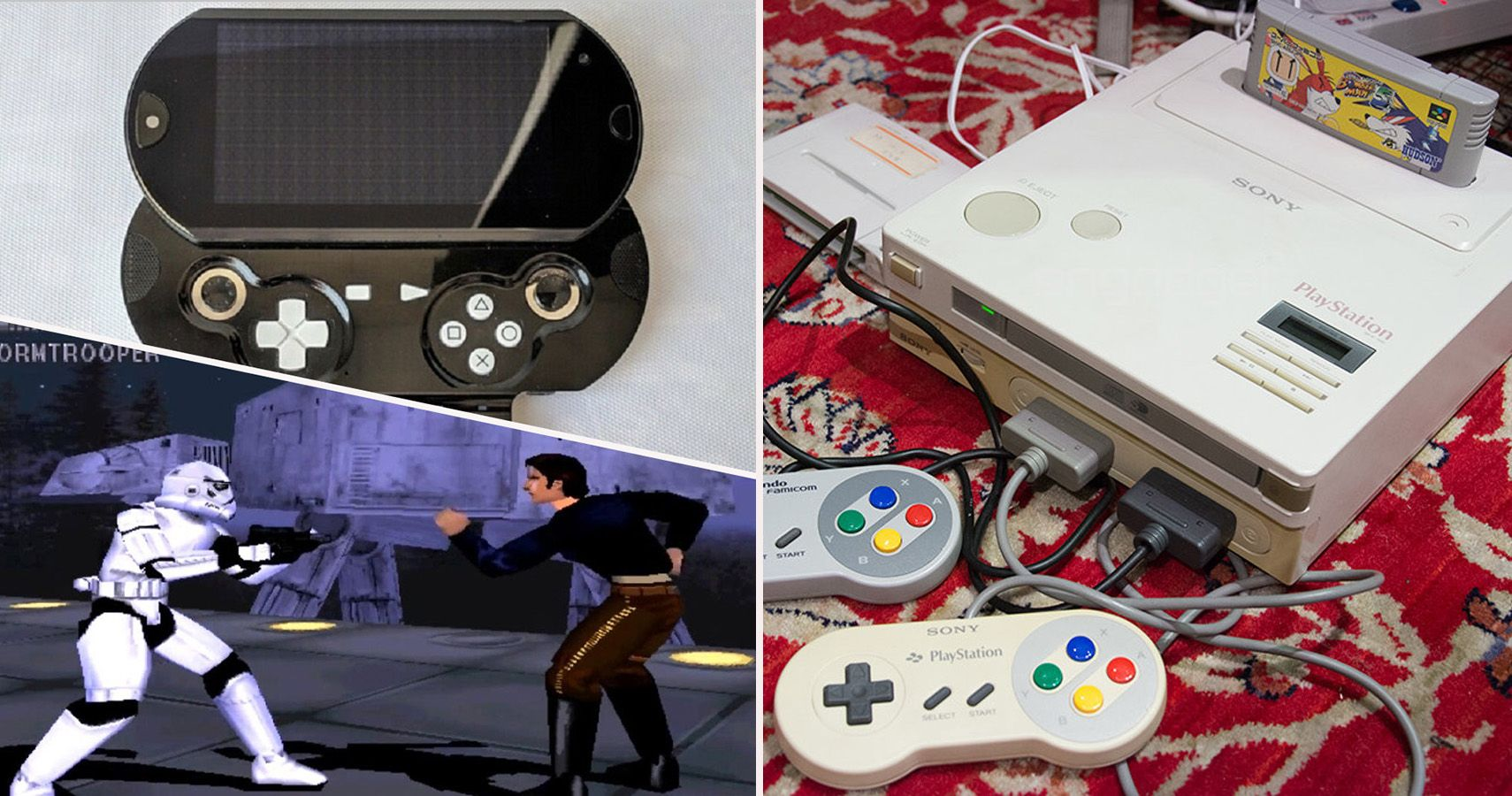 20 Rejected PlayStation Designs That Were Better Than What We Got