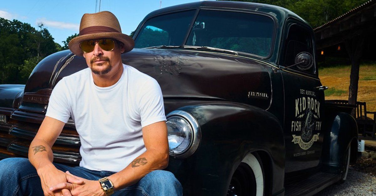 20 Stunning Pictures Of Kid Rock's Car Collection | TheThings