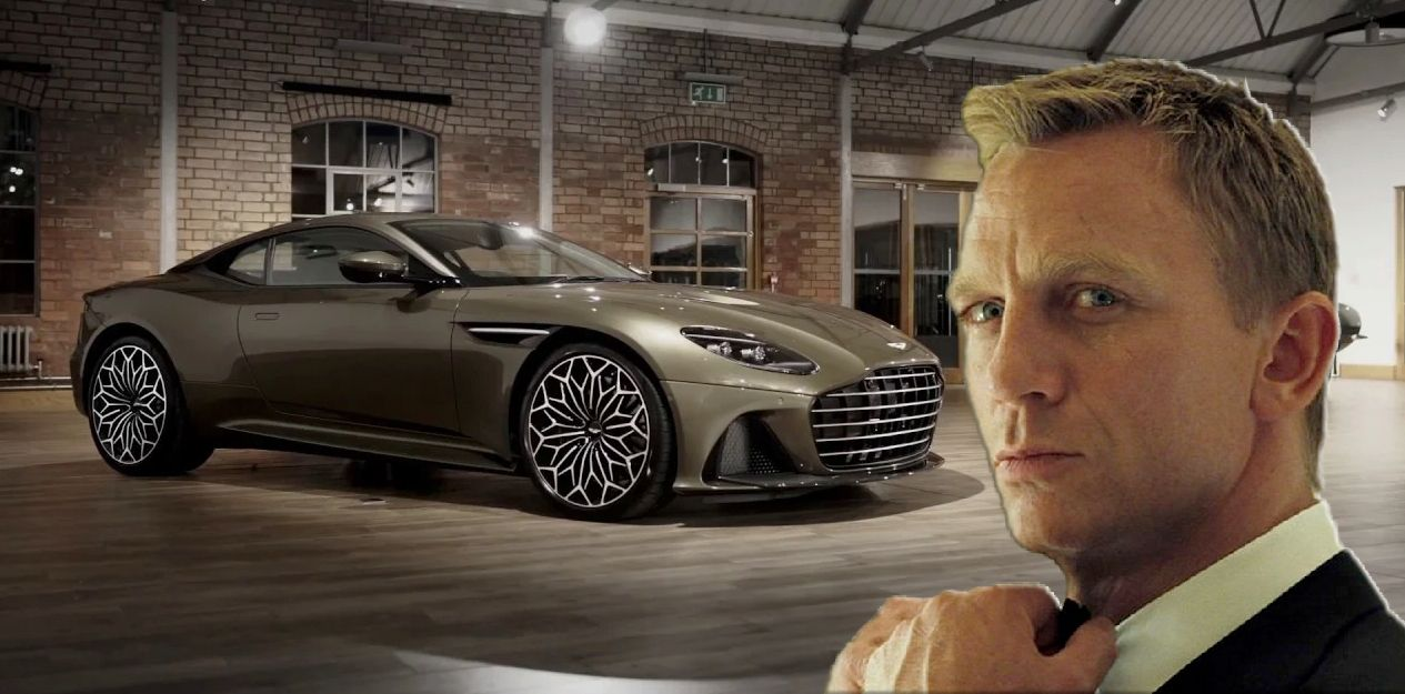 This $700, 007 Special Edition Aston Martin Got A Little