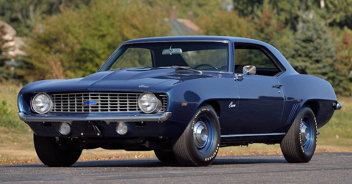 15 Fastest American Muscle Cars Of The 60s And 70s Thethings