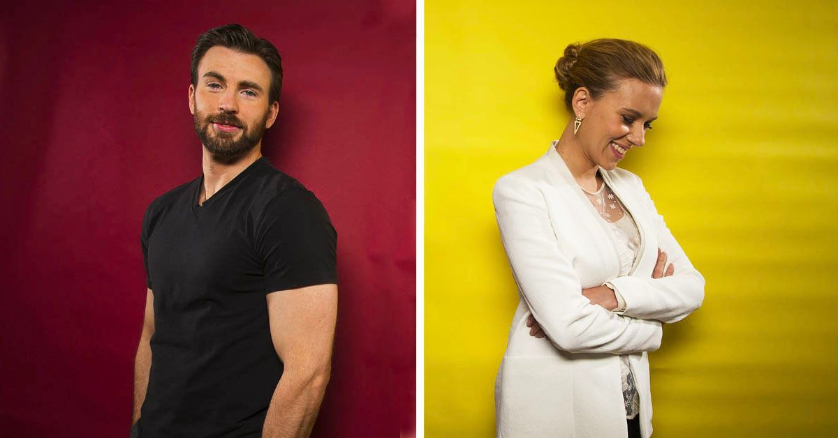 Scarlett Johansson And Chris Evans What We Know About Their Friendship