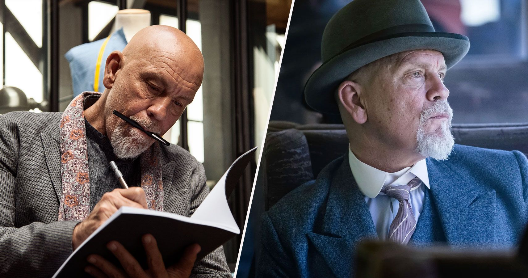 Here's Why John Malkovich's Fashion Sense Is Like No Other