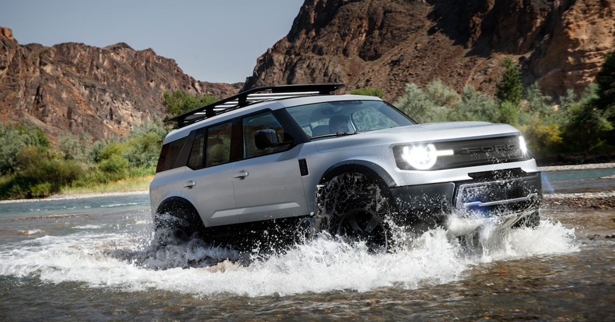 15 Facts About The Upcoming 2021 Ford Bronco Sport Thethings