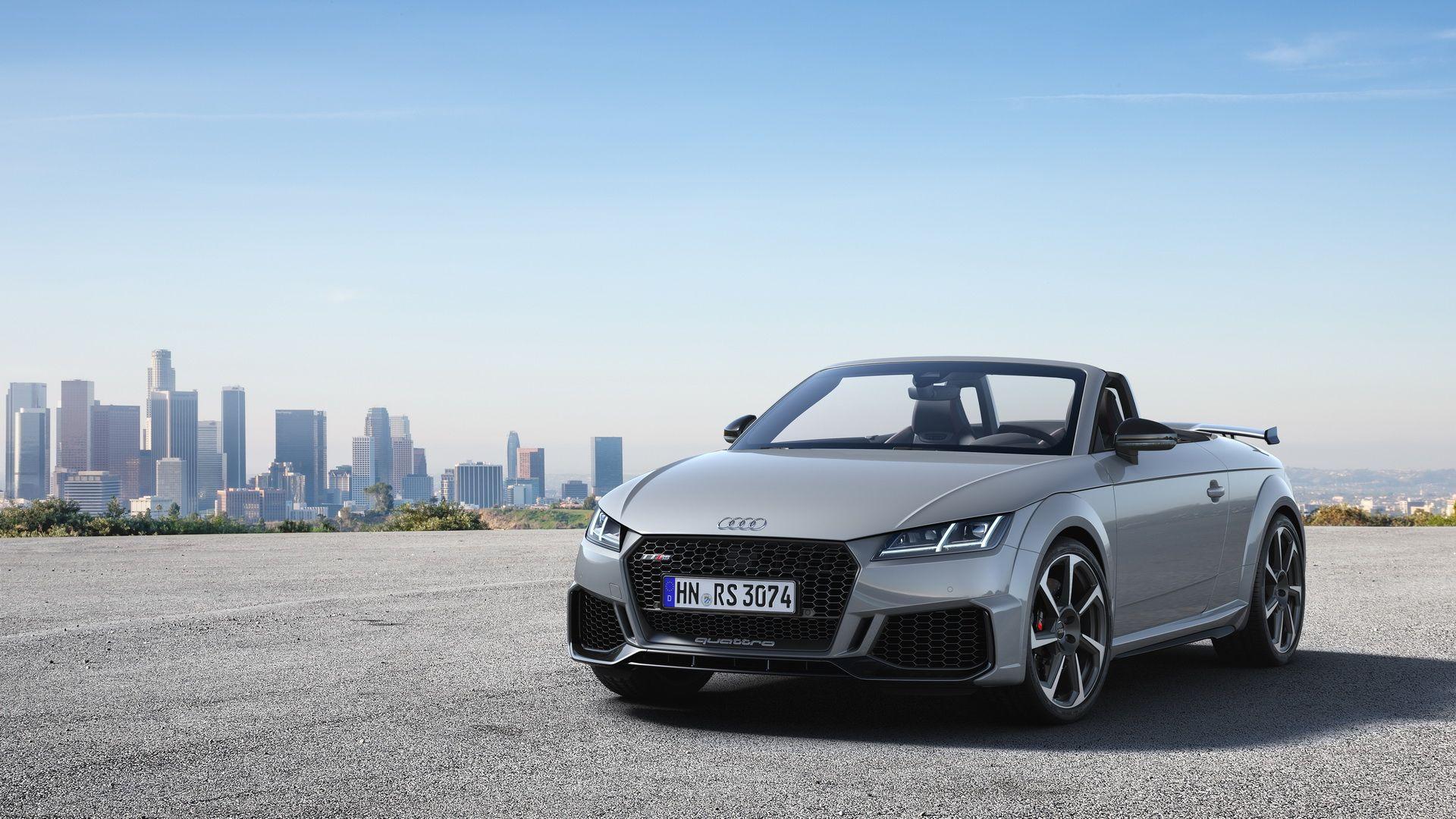 2021 Audi TT Price