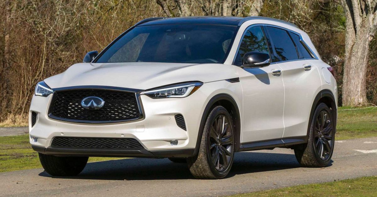 an in-depth look at the 2020 infiniti qx50   thethings