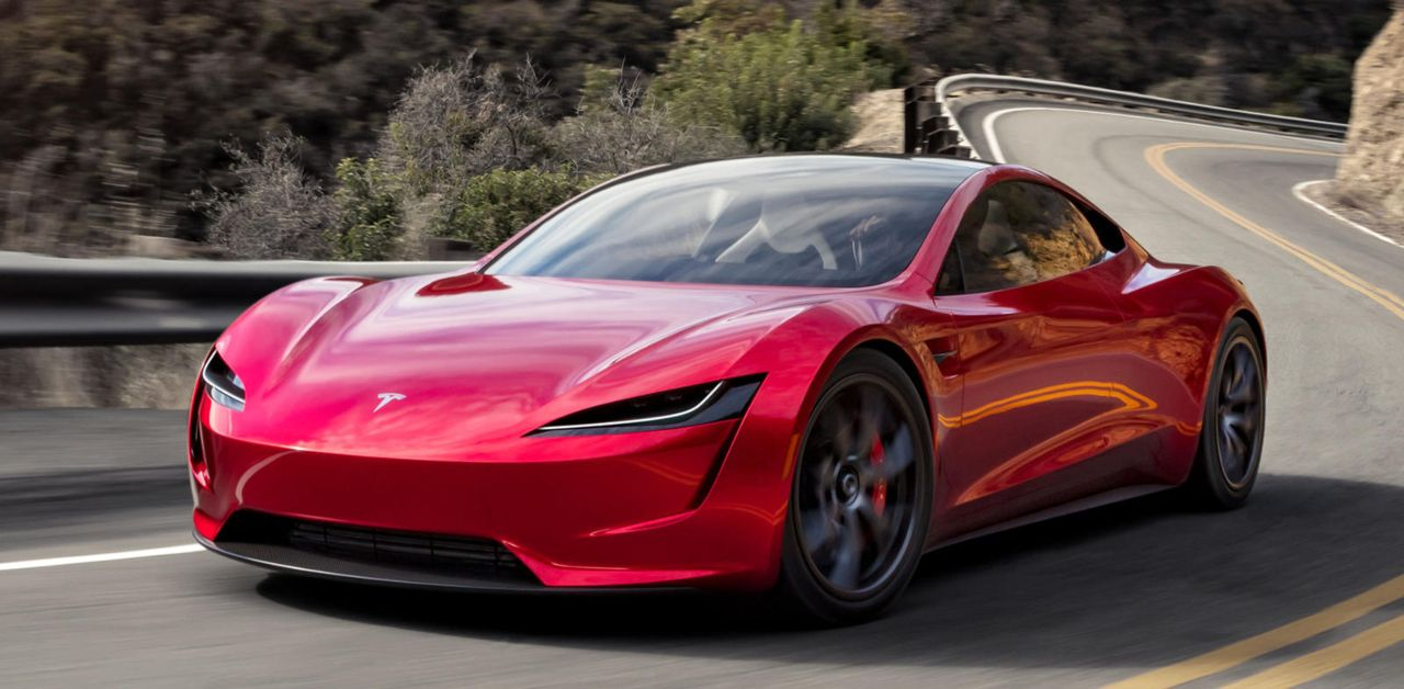 Elon Musk Compares Tesla Roadster with SpaceX Thrusters To James Bond Car