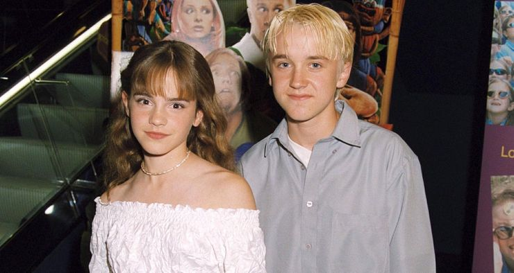 Everything We Know About Tom Felton And Emma Watson S Relationship