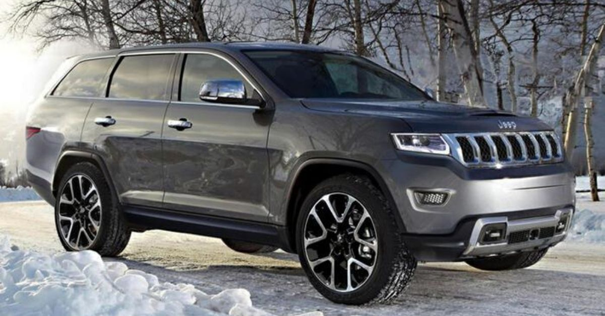 here are all the facts about the 2021 jeep grand cherokee