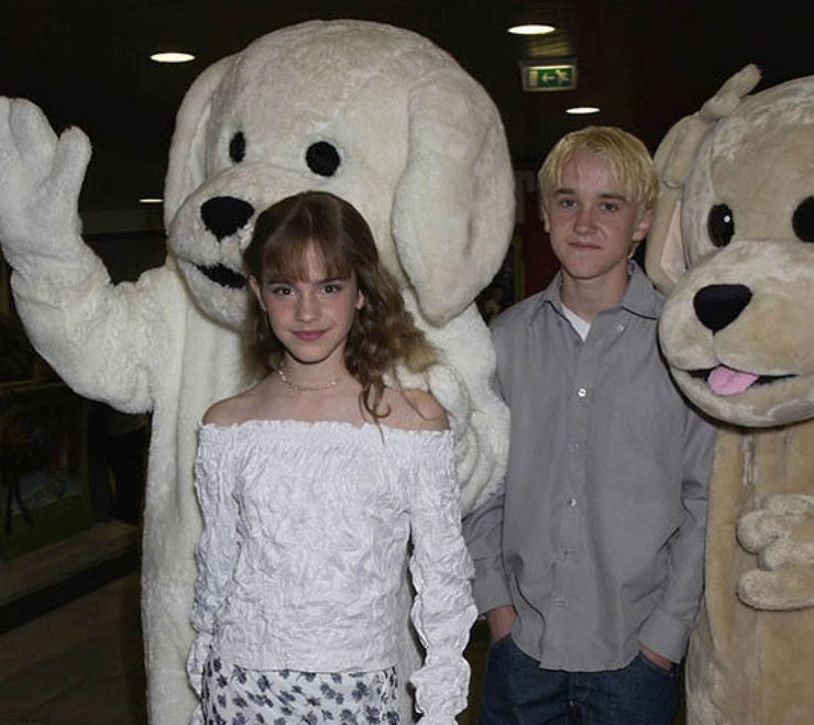 Are Emma Watson And Tom Felton Best Friends Here S What We Know