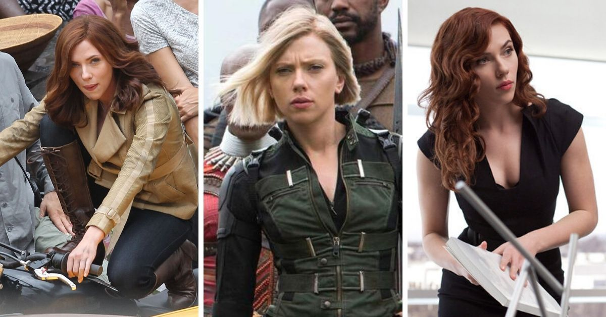 15 Reasons Scarlett Johansson Is The Perfect Black Widow And 1 Reason She S Not