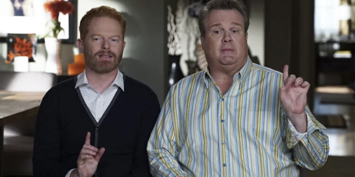 Why Were Modern Family's Cam And Mitch Initially NOT Allowed To Kiss On Screen?