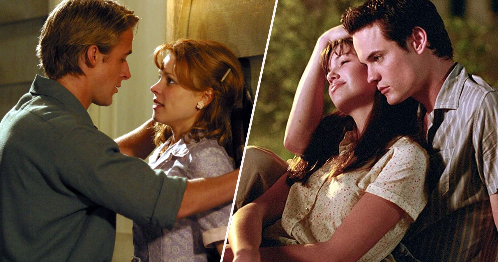 Every Nicholas Sparks Movie, Ranked By Money Made   TheThings