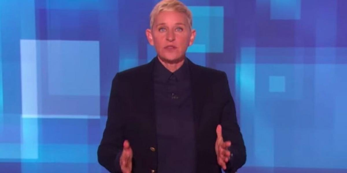 The Moment Fans Started Turning On Ellen DeGeneres