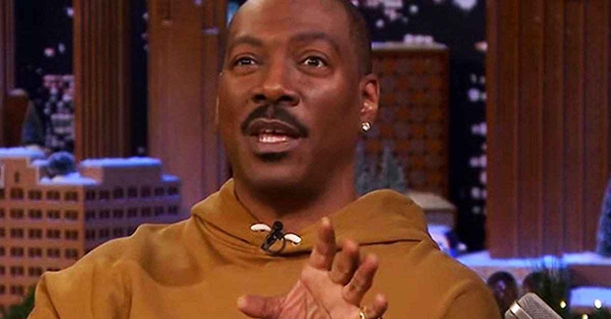 The Moment Fans Started Turning On Eddie Murphy   TheThings
