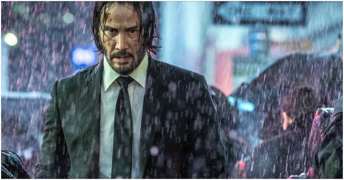 This Is How Keanu Reeves Became John Wick