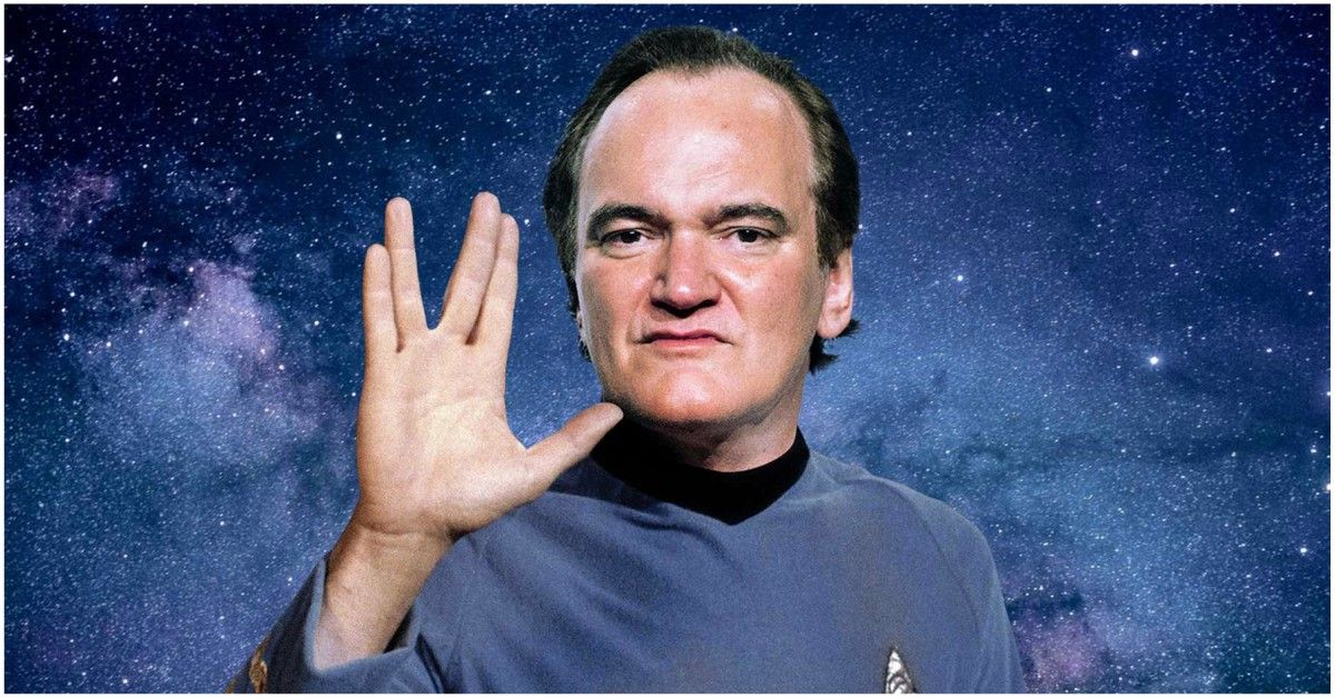 'Pulp Fiction In Space' - Are We Ever Going To See Quentin Tarantino's Star Trek Movie?