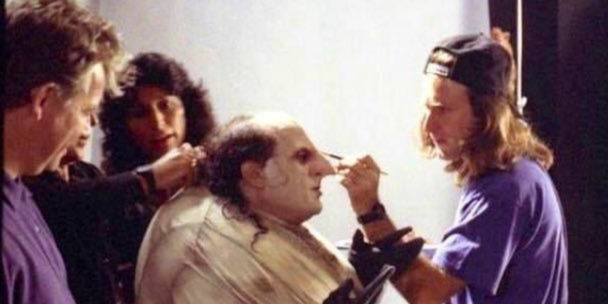 Danny DeVito Got Attacked By A Monkey On The Set of Batman Returns