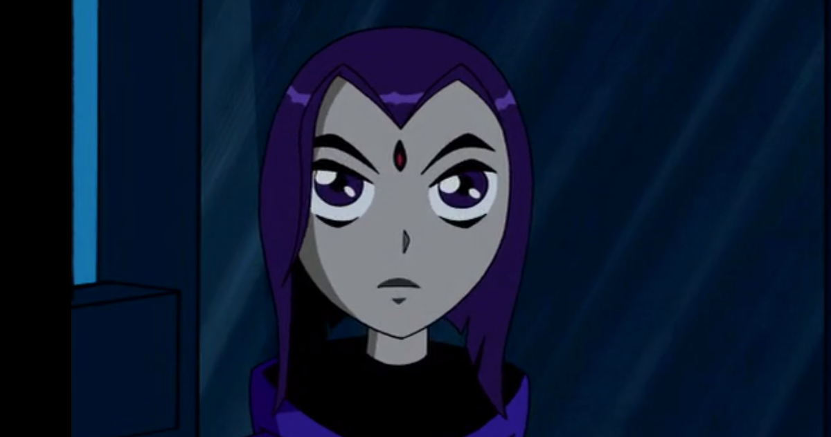 The Voice Of Raven From 'Teen Titans' Explains Why She's An Important Role Model