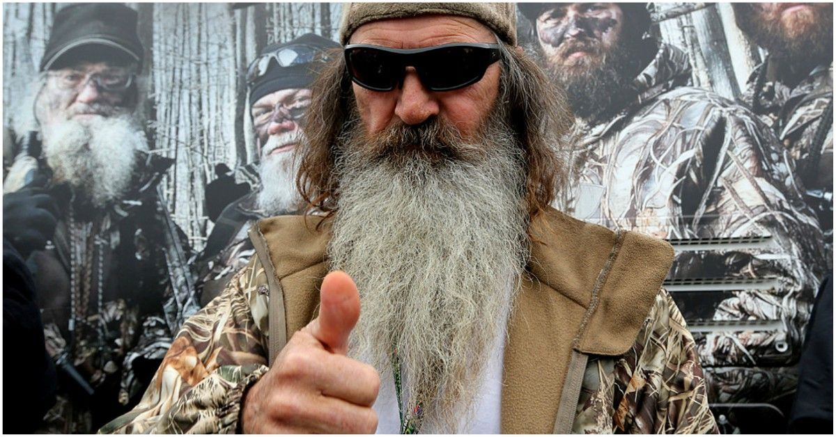 Was 'Duck Dynasty' Too Controversial For A&E?   TheThings