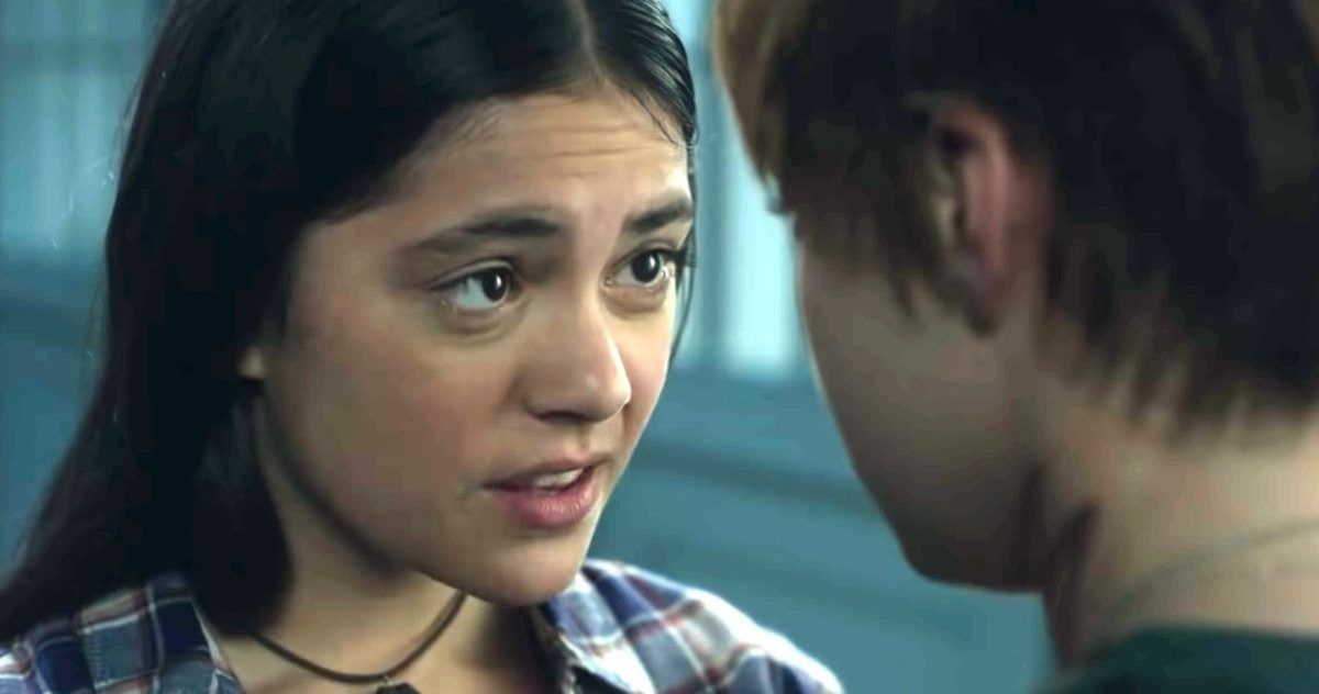 Blu Hunt Knew She Had The Part In The 'New Mutants' Film As Soon As She Kissed Maisie Williams