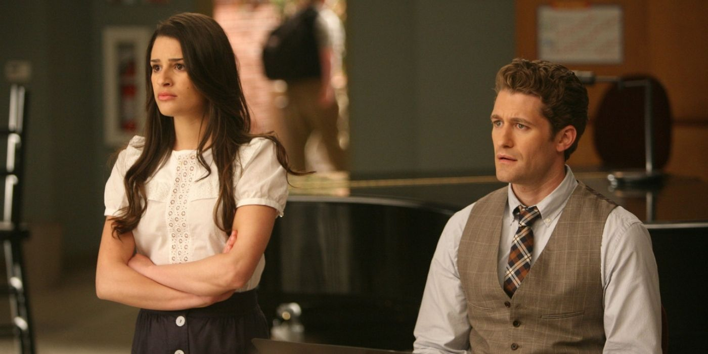 Fans Think This Was One Of The Cringiest Scenes On 'Glee'