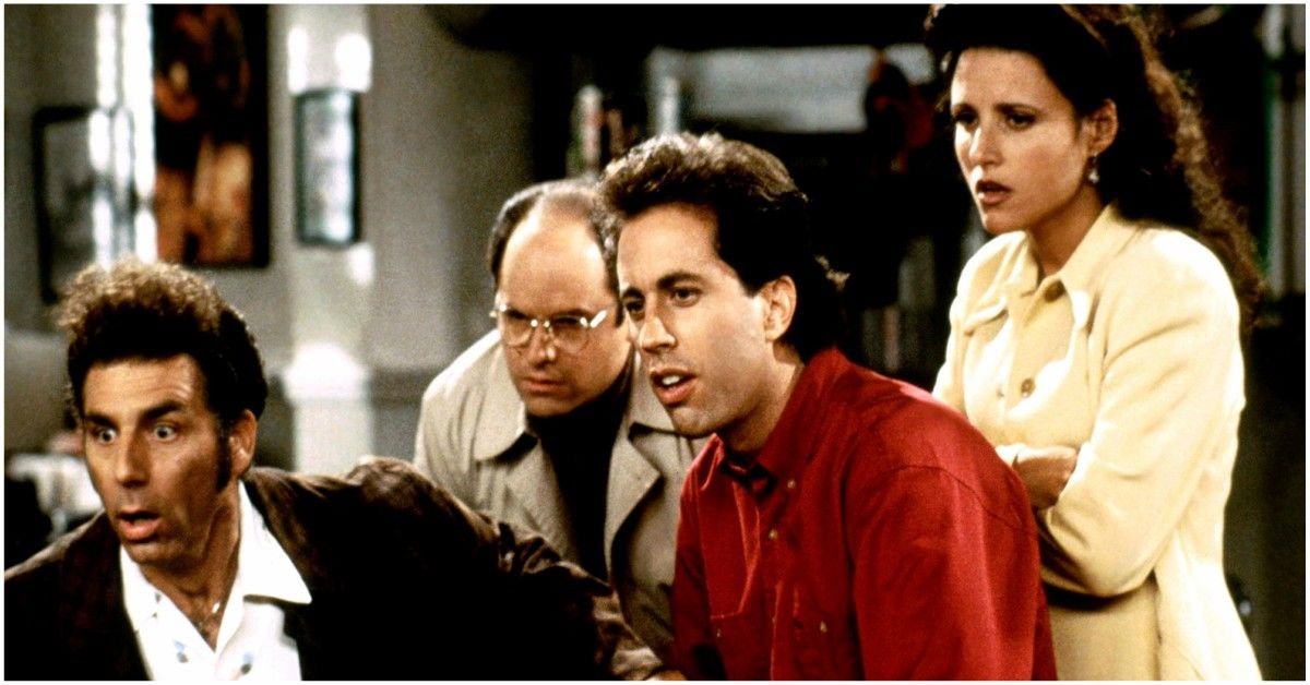 The Real Reason Why Seinfeld Ended | TheThings