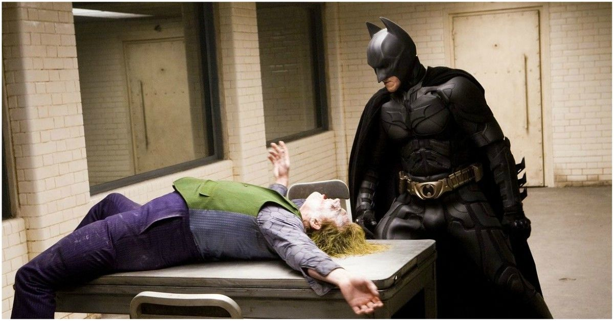 What The Cast Of 'The Dark Knight' Has Said About Working With Heath Ledger