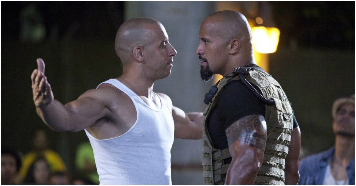 Vin Diesel Refused To Lose A Fight While Filming 'Fast & Furious'