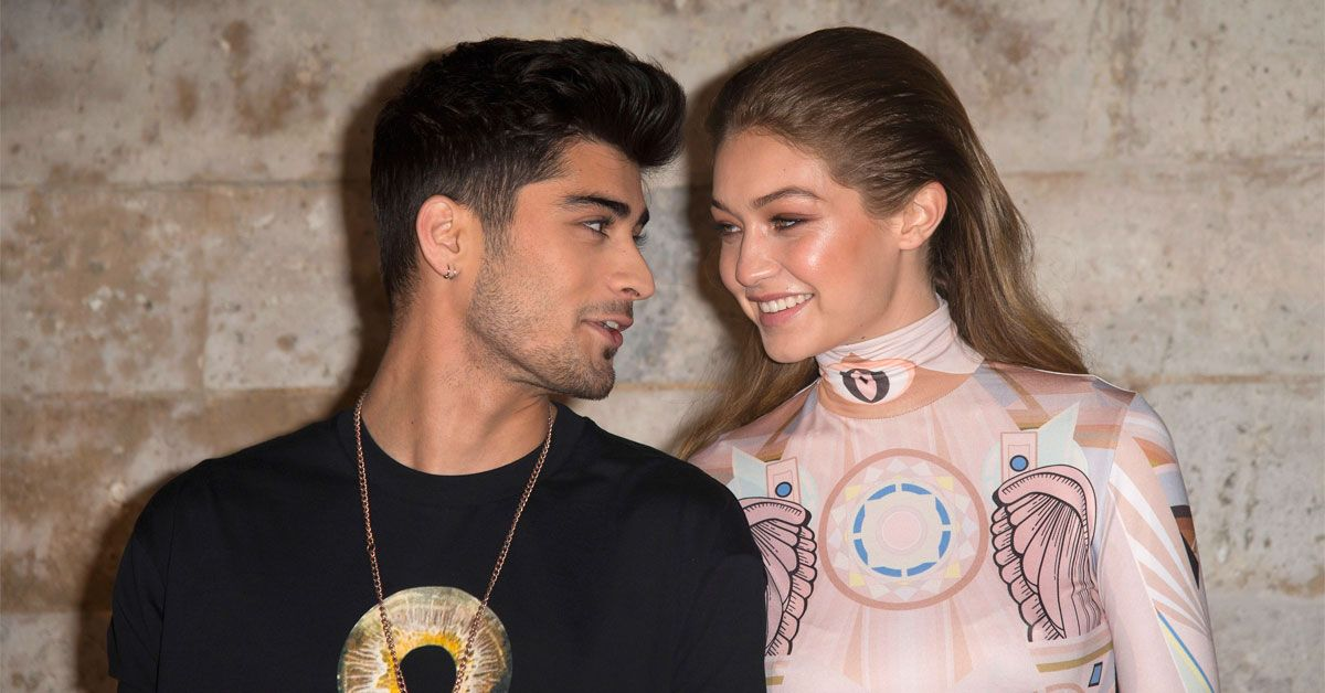 Zayn Malik Doesn't Show Gigi Hadid Any Love When He Announces Their Daughter's Birth
