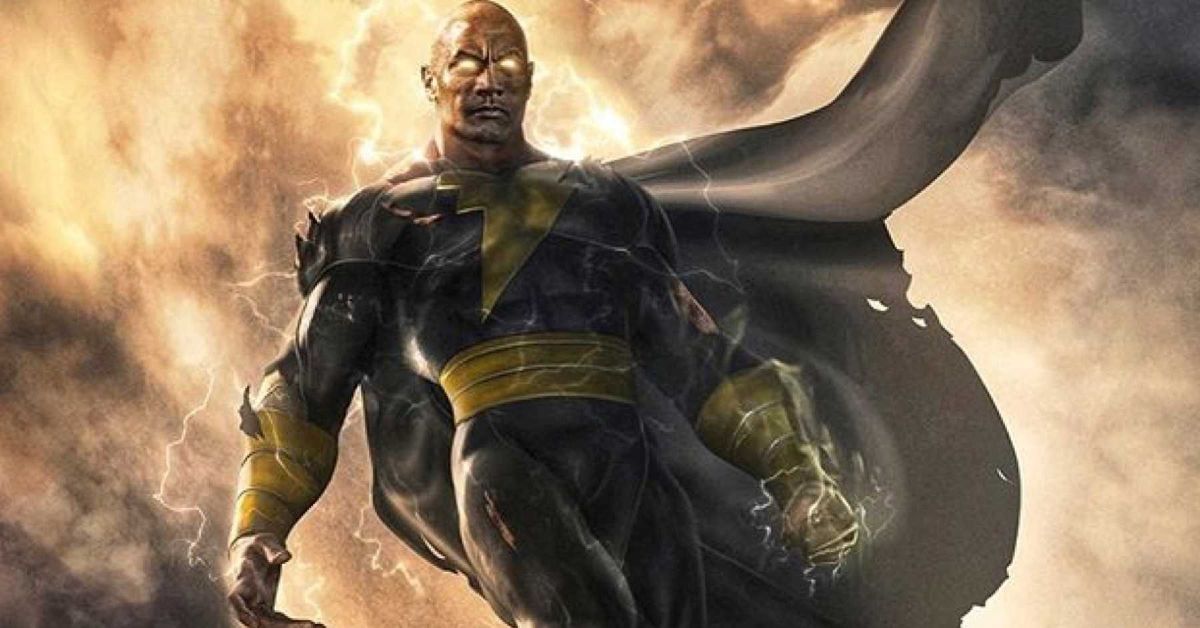 When Does DC's Black Adam Begin Shooting, And When Will We See The Rock Suit Up?