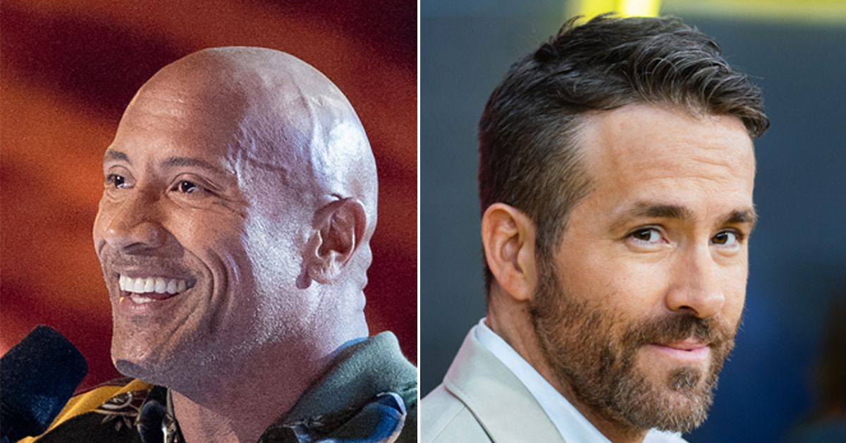 Ryan Reynolds Has Perfect Response To The Rock Smashing Up His Own Front Gate